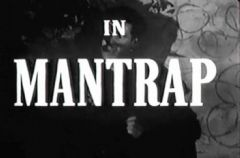 Mantrap 1953 DVD - Paul Henreid / Lois Maxwell